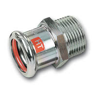 28243G - SANHA-Therm Industry Male adaptor