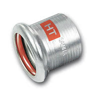 28301 - SANHA-Therm Industry End cap