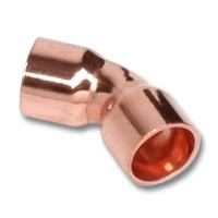 5041 - Bend 45° Copper