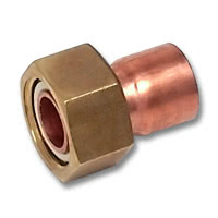 5240G - Straight Tap Connector Copper