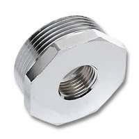 541 - Bushing, red. chromeplated