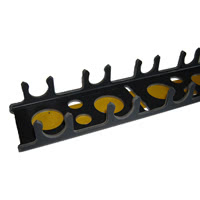 23831 - Mounting Rail for MultiFit-Flex pipe