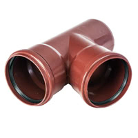 M3-167E - Master 3 Single branch pipe 67,5°