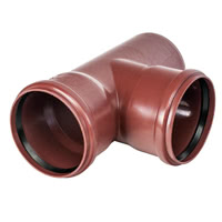 M3-187E - Master 3 Single branch pipe 87,5°